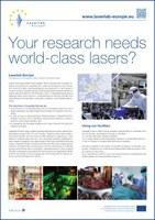 Laserlab poster