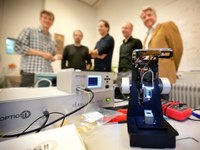 fibre top microscope