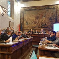 Laserlab-Europe AISBL was inaugurated and held its first General Assembly meeting in Salamanca, Spain