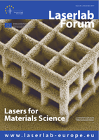 Issue 24 of the Laserlab Newsletter published