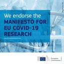Laserlab-Europe endorses the Manifesto for EU COVID-19 research